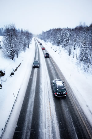 Fall and Winter Driving Tips - Fraser, MI