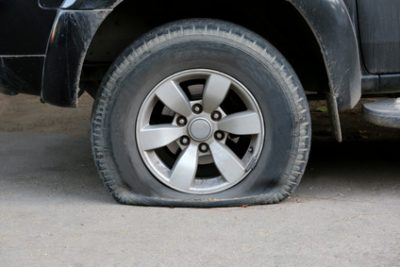 I Have a Flat Tire – Now What?