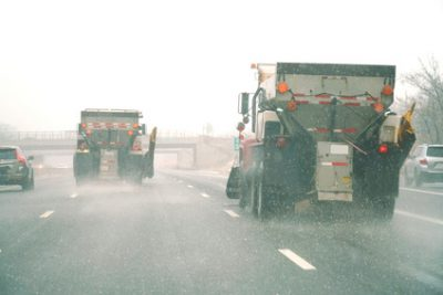 Road Salt – What Are Its Effects and How Do You Protect Your Car?