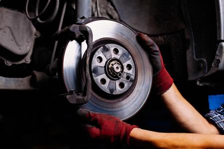 Brake Repair - Near Fraser, MI