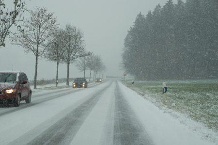 Road Salt - Michigan Winters