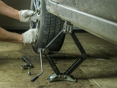 Here's Everything You Need to Know About Tire Rotation
