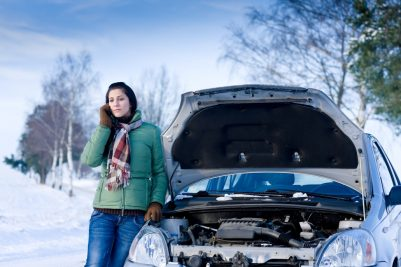 How to Protect Your Car in the Winter