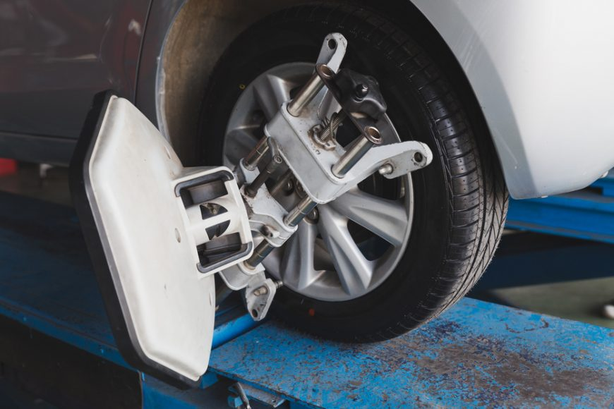 All You Wanted To Know About Wheel Alignment