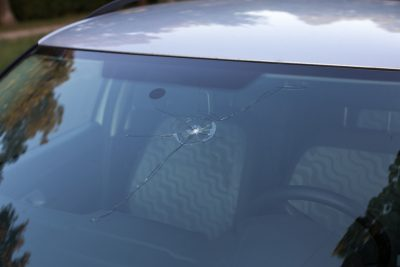 Can Your Cars Cracked Windshield Shatter?